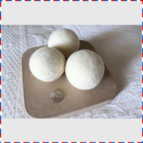 Wool Dryer Ball